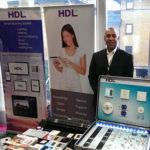 HDL UK showed iRidium at Smart Building Conference 2013, London