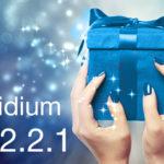 New iRidium Version – V 2.2.1