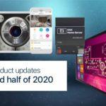 Updates of iRidium pro, KNX Home Server and iRidium panel 7 for the 2nd half of 2020