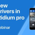 """""""New iRidium pro Drivers, Cool Functions of iRidium Studio and Improvements of Other Products by iRidium Mobile from January to Mart 2021"""" Sprint Webinar"""