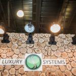 Партнер iRidium mobile — Luxury Systems — на выставке «Деревянный дом»