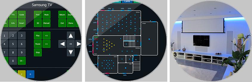 Максимально комплексная и качественная автоматизация жилого дома